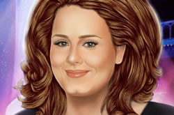 Adele True Make Up