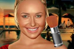 Hayden Panettiere True Make Up