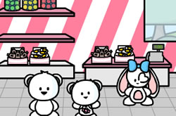 Decorate the Candy Store
