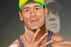 John Cena Make Up
