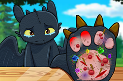 Toothless Claws Doctor