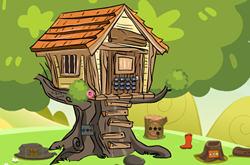 Billy Tree House Escape