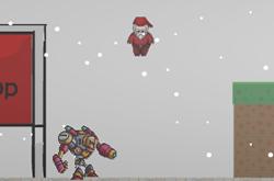 The Adventures of Santa vs Robotz