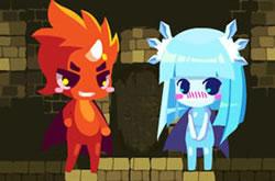 IceStar and FireStar Go Home