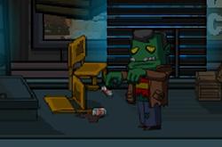 Attic Zombie