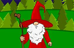 Wacky Wizard Escape Village