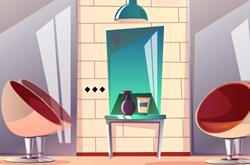 Hair Dressing Room Escape