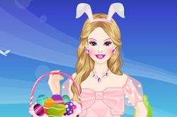 Barbie Easter Day