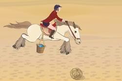 Egyptian Horse