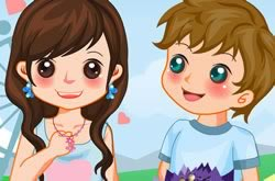 Encontro com o namorado