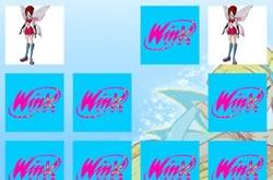 Jogo da memória das Winx