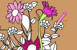 Pintar flores