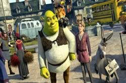 Puzzle Mania Shrek
