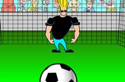 Futebol Johnny Bravo