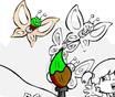 Colorindo a Xuxinha