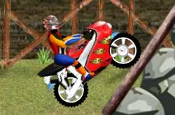 Motocross The Biker