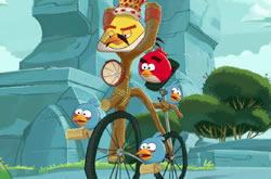 Angry Birds Bike