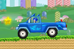 Sonic Save Mario