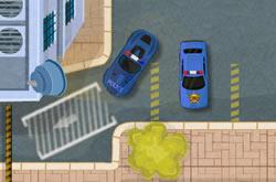 Estacionamento Policial