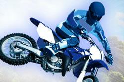 Moto na Montanha Russa