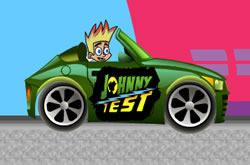 Johnny Test Ride