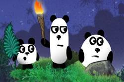 3 Pandas 2 Nights