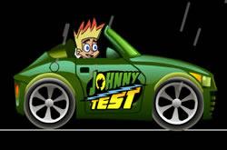 Johnny Test Ride 2