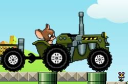 Tom e Jerry Tractor
