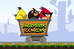 Angry Birds Dangerous
