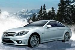 Drift Mercedes