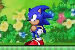 Jump Star Sonic