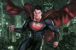 Man of Steel City Flight