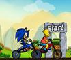 Sonic vs Simpsons