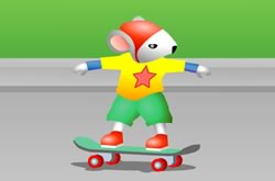 Stuart Little Skate