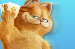 Garfield Memória