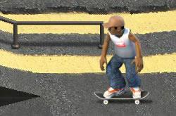 Skate Kick Flip