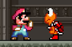 Super Mario Fight