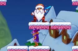 Papai Noel Em Ação