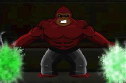 Missão Gorila Em Fúria