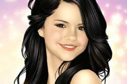 Maquiagem Selena