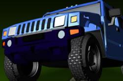 Rally Hummer