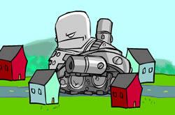 Guerra Tank B