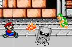 Super Mario Kart X