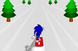 Sonic Snowboard