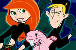 Kim Possible Smash