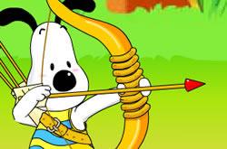 Arco E Flecha Dog