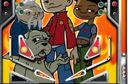 Jake Long Pinball