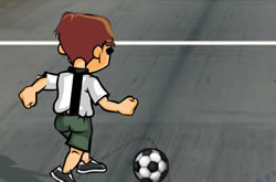 Ben 10 Penalty