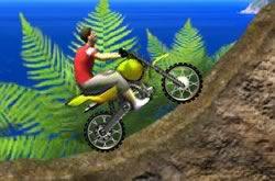 Moto na Praia