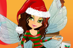 Elfa do Natal